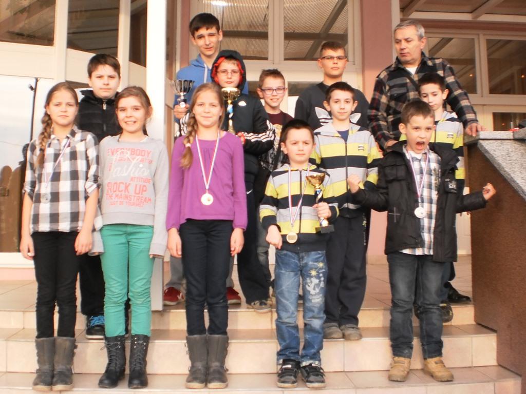 Pojedinačno kadetsko i juniorsko prvenstvo MŽŠZ Istok za 2015. godinu tt Đakovo, 27.02. do 01.03.2015.